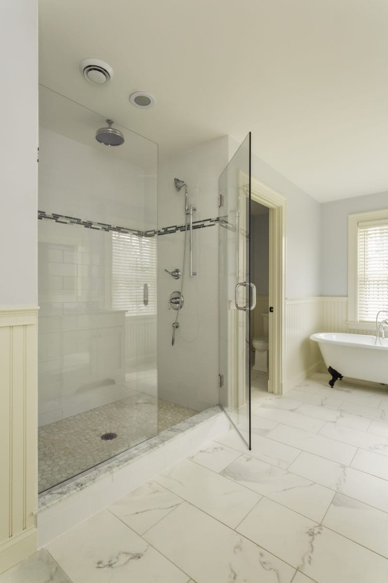 Walk In Shower Designs To Improve Your Bathroom Style