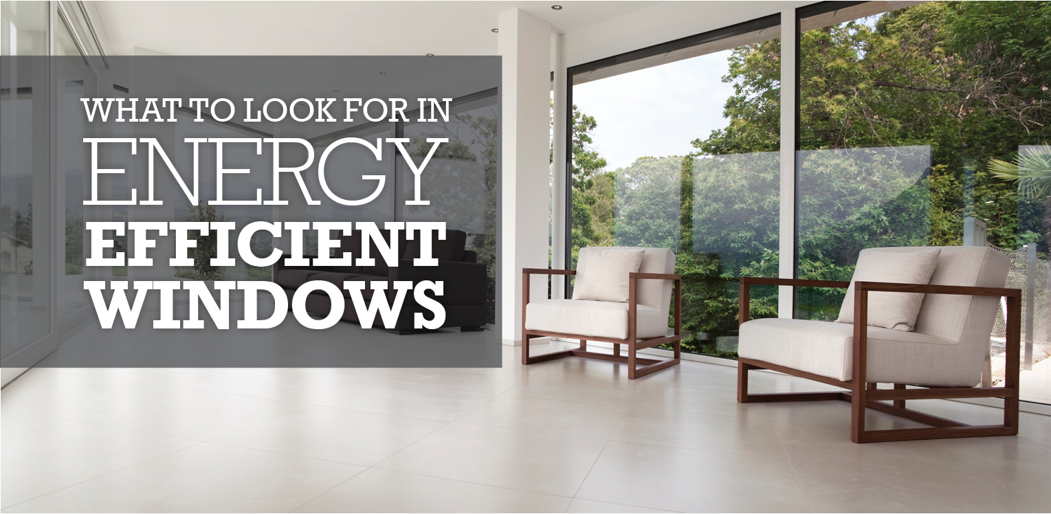 What to Look for in Energy Efficient Windows image