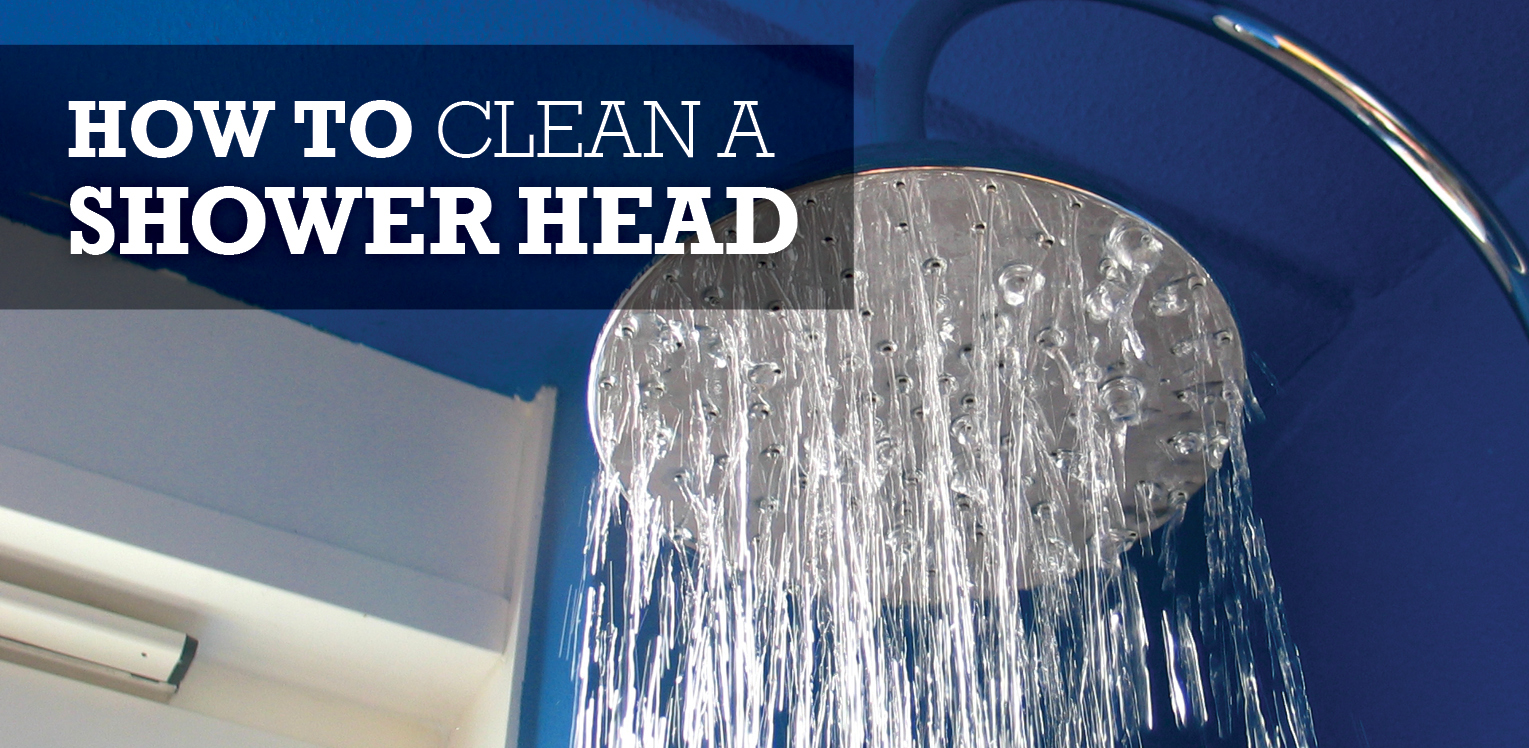 how to clean a shower head glass doctor blog. Black Bedroom Furniture Sets. Home Design Ideas