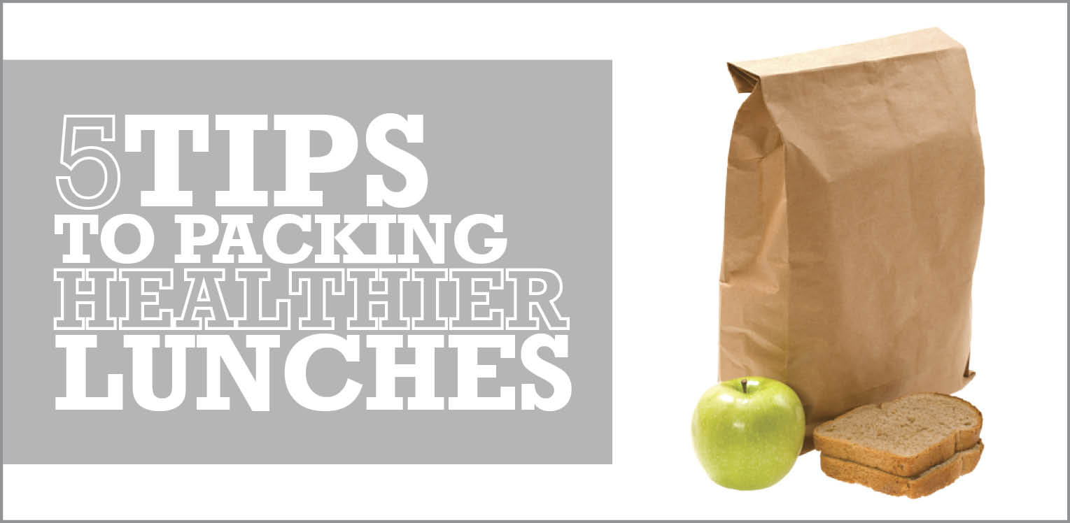 5 Tips to Packing Healthier Lunches image