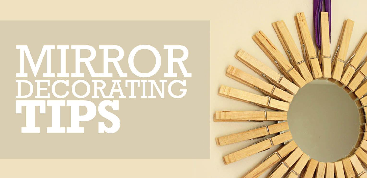 Mirror Decorating Tips image