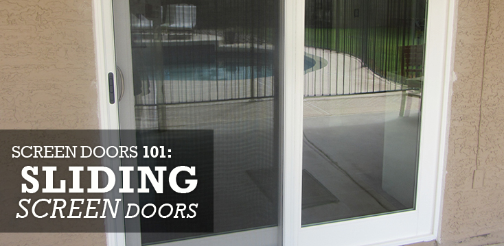 Sliding Screen Doors Glass Doctor