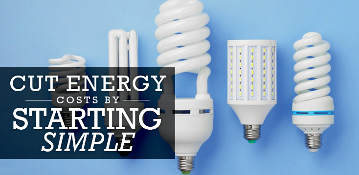how to cut energy costs in your home