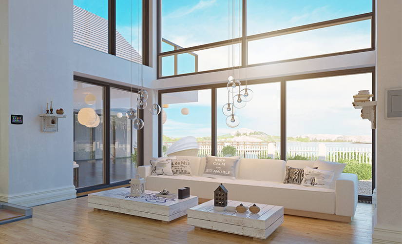 Exterior Glass Walls And Exterior Glass Wall Systems Glass Doctor