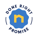Neighborly Done Right Promise Badge