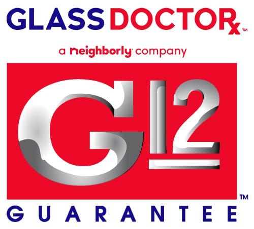 Glass Doctor G12 Guarantee logo for auto glass
