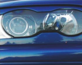 Headlight Restoration After