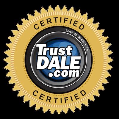 TrustDale certified