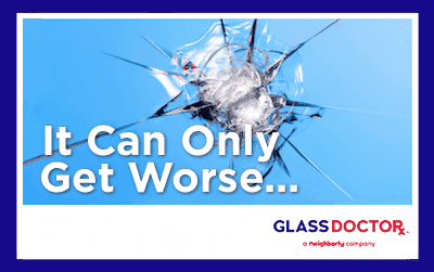 Windshield Chip Repair Services at Glass Doctor of Fort Worth Metroplex