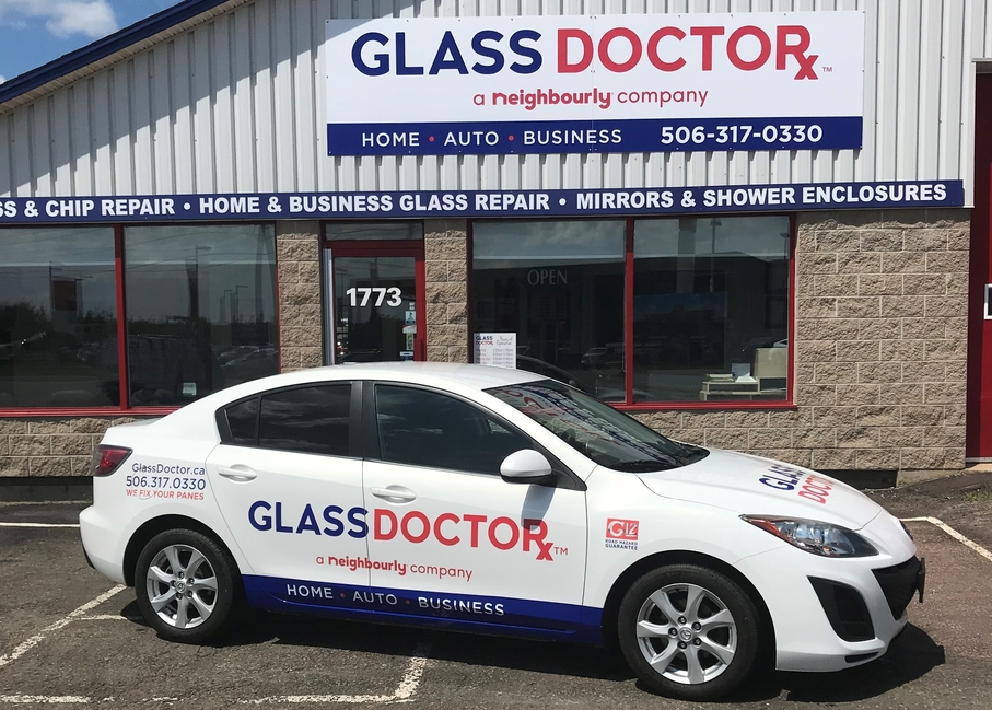 Glass Doctor of Moncton, NB