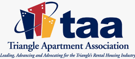 Triangle Apartment Association Logo