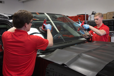 windshield chip repair in tulsa