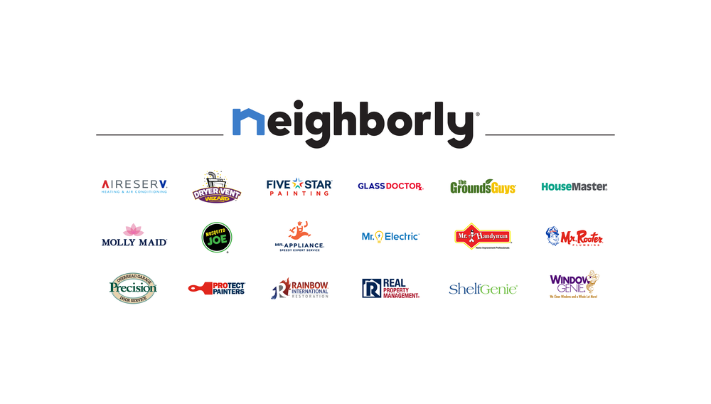 Neighborly™ Brand Logos