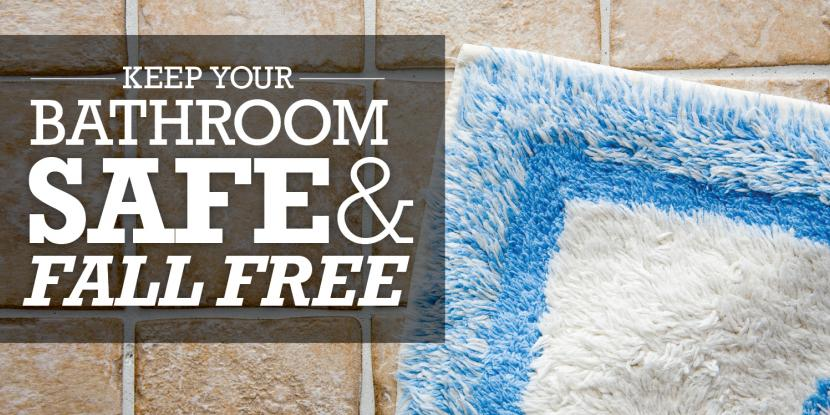 Keep Your Bathroom Safe and Fall Free image