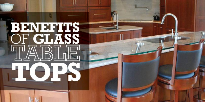 Benefits of Glass Tabletops image