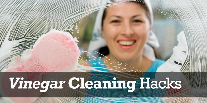 Vinegar Cleaning Hacks Glass Doctor