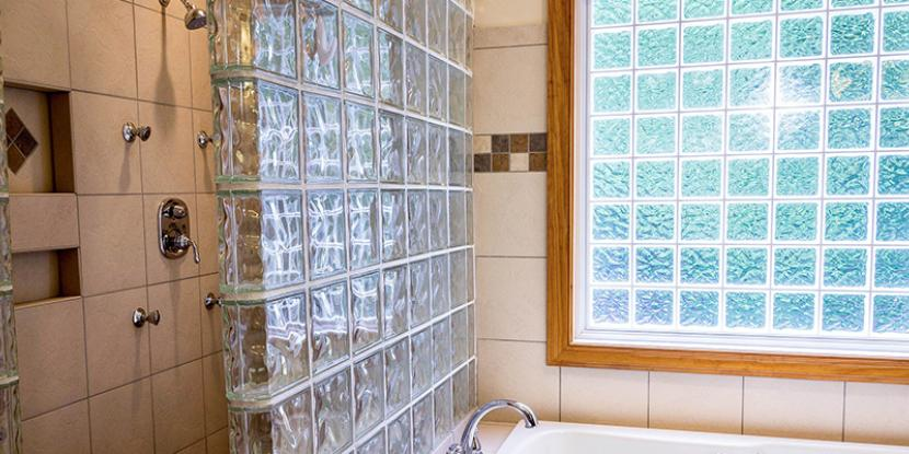 Itu0027s Hard To Choose The Perfect Shower Glass Pattern. Let Glass Doctor Help  Find The