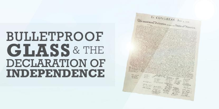 The Declaration of Independance