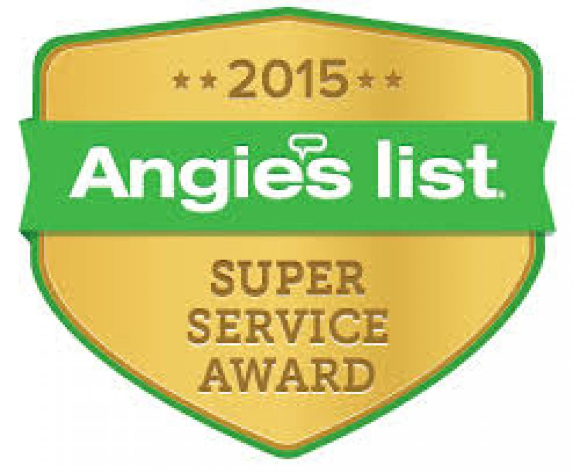 Angie's List Super Service Award 2015 | Glass Doctor of Murrieta