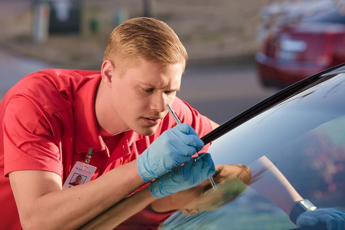 Glass Doctor of Saskatoon performs the highest quality windshield chip repairs and will have you on your way in less than 30 minutes.
