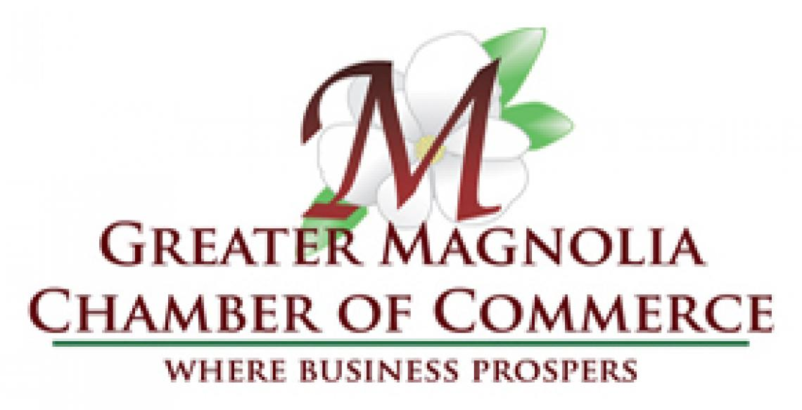 Magnolia Chamber of Commerce Badge