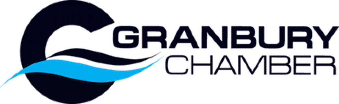 Granbury Chamber of Commerce logo