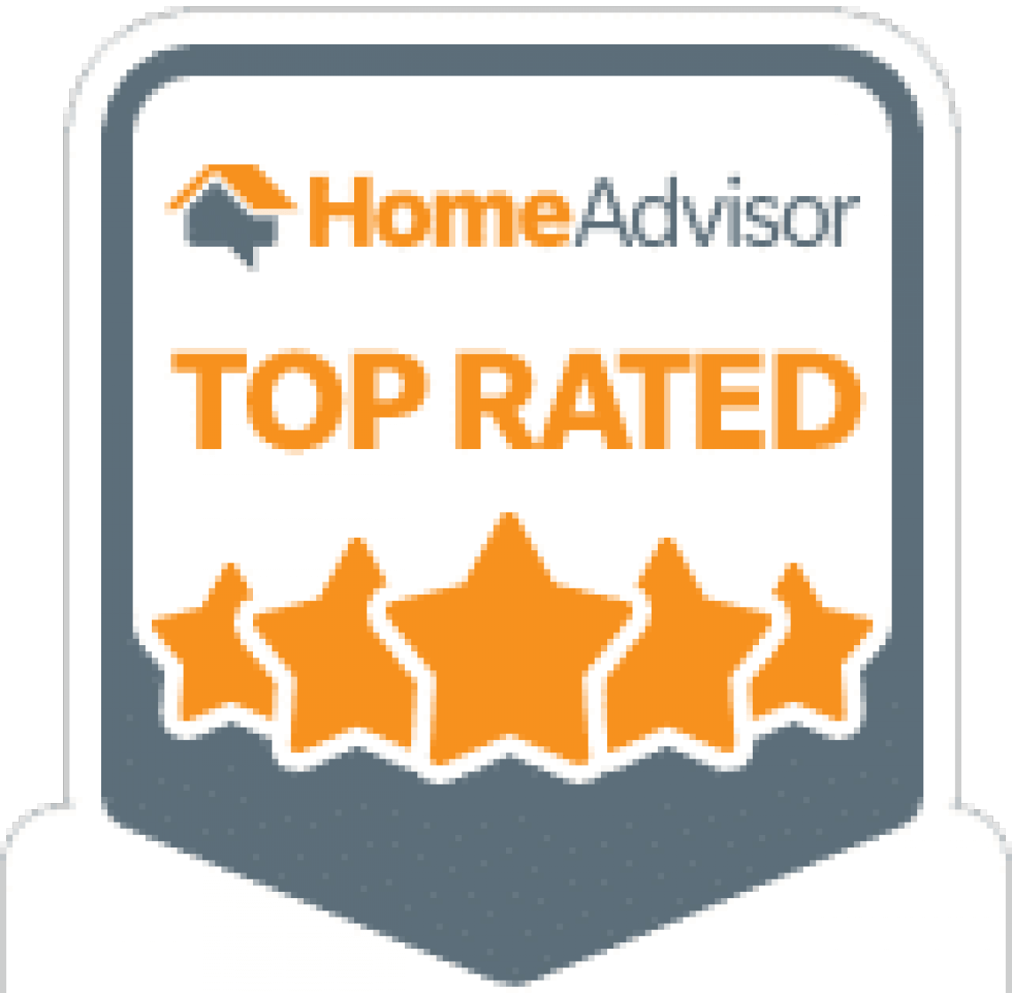 HomeAdvisor Top Rated Badge | Glass Doctor of Brevard County