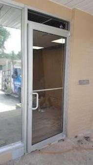 Glass Doctor of Tulsa offers Door Closer Repair Service