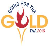 2016 Triangle Apartment Association's Trade Show Themed Logo