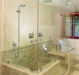 Glass Doctor shower doors